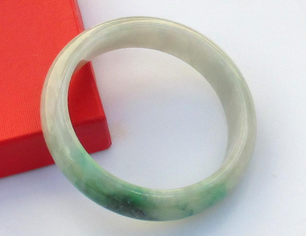Bracelet Jade Bijoux Vert Clair Unique 00194f492a18