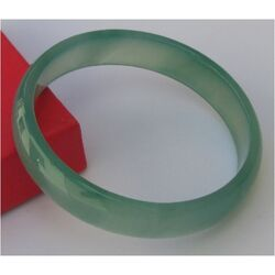 Bracelet Agate Vert Clair