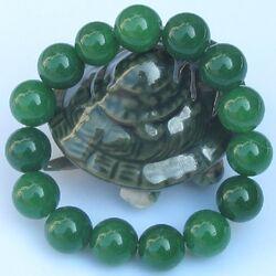 Bracelet Jade Vert Manifique