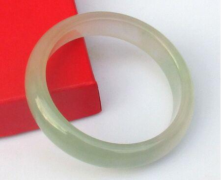 Bracelet Jade  Vert Claire Unique
