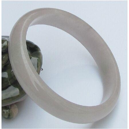 Bracelet Jade Blanc Naturelle Asiatique