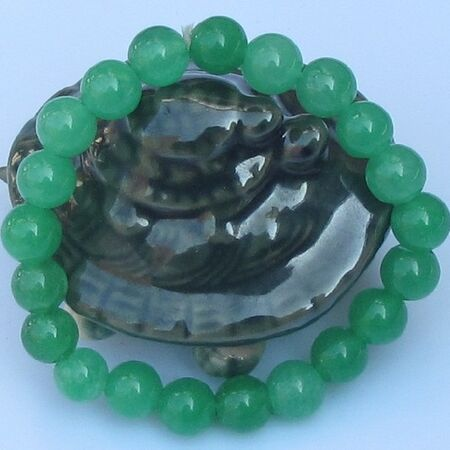 Bracelet Jade Vert Asiatique Boutique